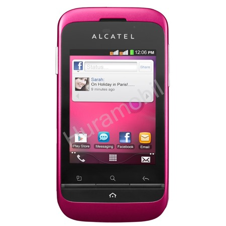 Alcatel One Touch 903D Fuchsia