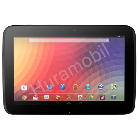 Samsung P8110 Galaxy Nexus 10 Gray WiFi, 32GB (GT-P8110HAHXEZ)
