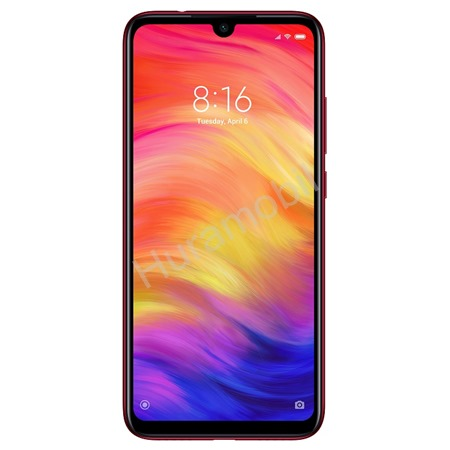 Xiaomi Redmi Note 7 4GB/64GB Dual-SIM Nebula Red
