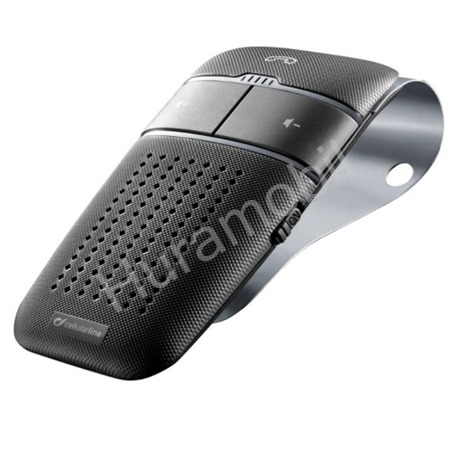 CellularLine EASY DRIVE přenosné handsfree na stínítko do auta s Multipoint BT 4.0 DSP černé