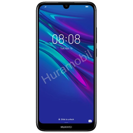 Huawei Y6 2019 2GB/32GB Dual-SIM Midnight Black