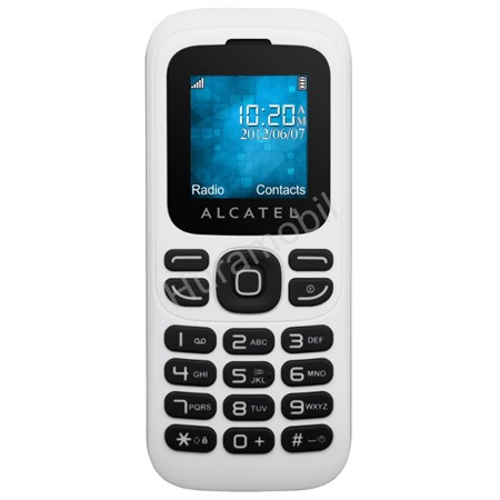 ALCATEL ONETOUCH 232 White