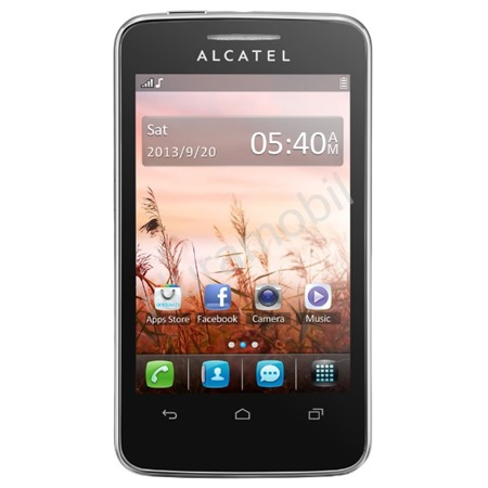 ALCATEL ONETOUCH 3040D TRIBE Raven Black