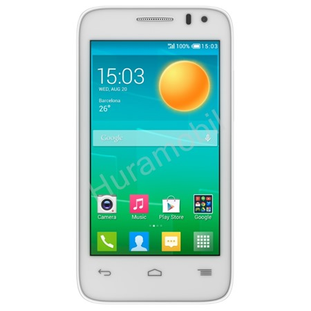 ALCATEL ONETOUCH 4035D POP D3 Full White