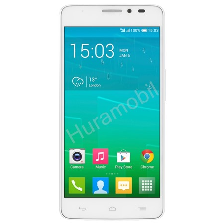 ALCATEL ONETOUCH 6043D IDOL X+ White