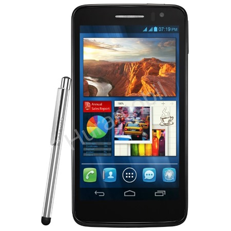 ALCATEL ONETOUCH 8008D SCRIBE HD Black