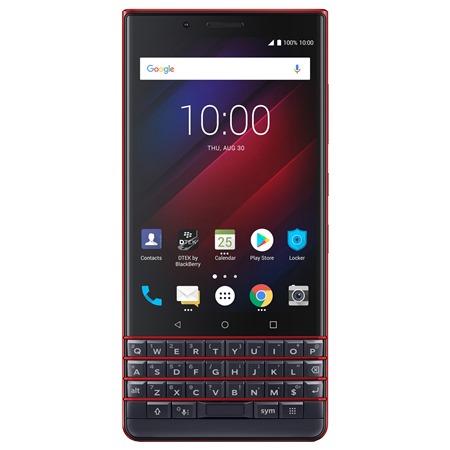 BlackBerry KEY2 LE 4GB/64GB Dual-SIM Blue/Cobalt Red