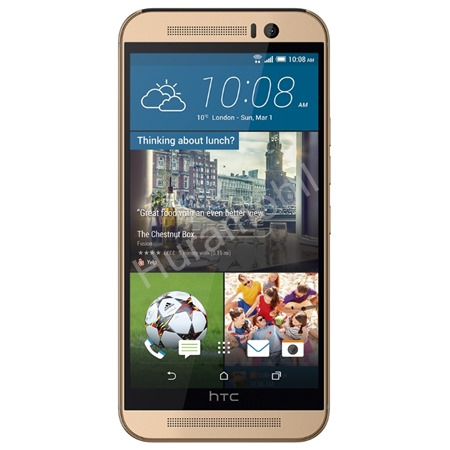 HTC ONE M9 32GB Gold on Gold
