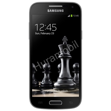 Samsung i9195i Galaxy S4 Mini VE Black (GT-I9195DKIETL)