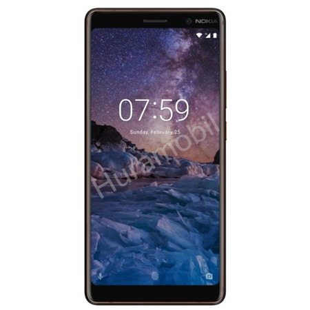 Nokia 7 Plus 4GB/64GB Dual-SIM Black
