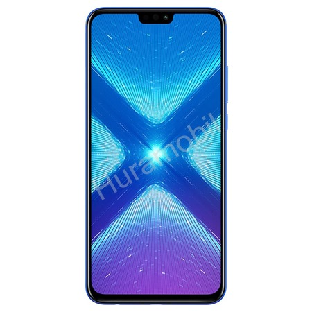 Honor 8X 4GB/128GB Dual-SIM Blue