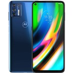 Motorola Moto G9 Plus 4GB/128GB Dual-SIM Navy Blue