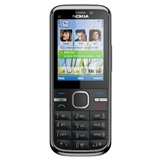 Nokia C5-00.2 5MP Black