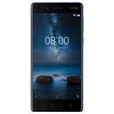 Nokia 8 Tempered Blue Glossy