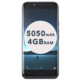 Doogee BL5000 Dual-SIM 4GB/64GB Midnight Black