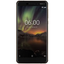 Nokia 6.1 Dual-SIM Black/Copper