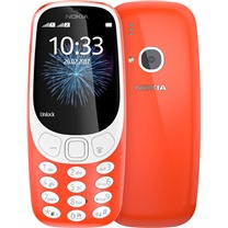 Nokia 3310 (2017) Dual-SIM Warm Red