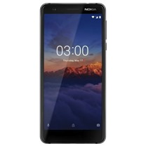 Nokia 3.1 2018 2GB/16GB Dual-SIM Black/Chrome