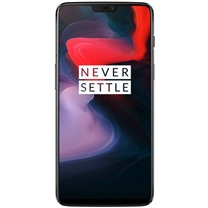 OnePlus 6 6GB/64GB Dual-SIM Mirror Black