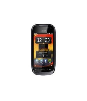 Nokia 701 Dark Steel