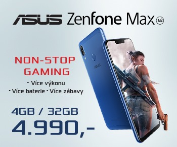 Zenfone Max M2 FLOAT ctverec
