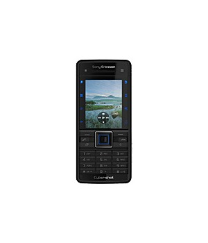 Sony Ericsson C902 Swift Black