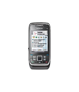 Nokia E66 Steel Grey