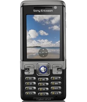 Sony Ericsson C702 Speed Black O2