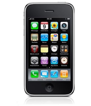 Apple iPhone 3GS 32GB Black T-Mobile