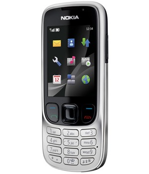 Nokia 6303 Classic T-Mobile Silver