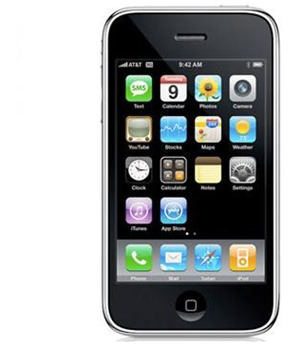 Apple iPhone 3GS 16GB White - Foto 3Mpix, Bluetooth(A2DP), Wi-Fi, AGPS, MP3, HSDPA, Dotykový displej