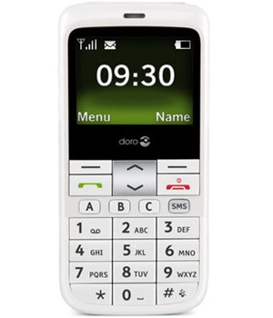 Doro PhoneEasy 332 White