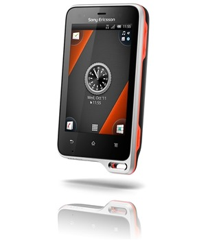 Sony Ericsson ST17i Xperia Active Black/Orange