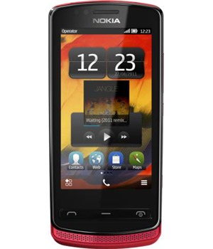 Nokia 700 Zeta T-Mobile Red