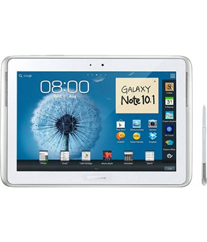 Samsung N8000 Galaxy Note 10.1 White 3G + WiFi, 16GB (GT-N8000ZWAXEZ)
