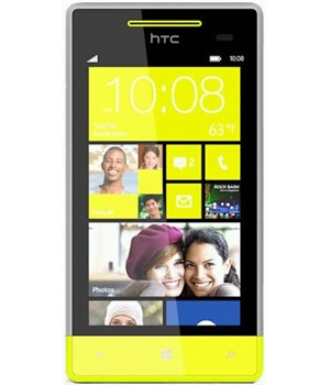 HTC Windows Phone S8 Yellow
