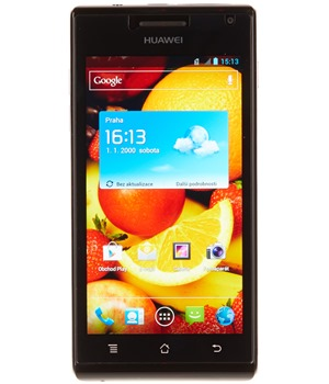 Huawei Ascend P1 Black/White