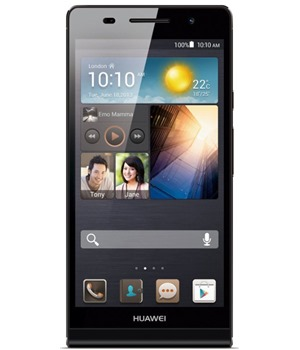 Huawei Ascend P6 Black ZDARMA nab�je�ka do vozu