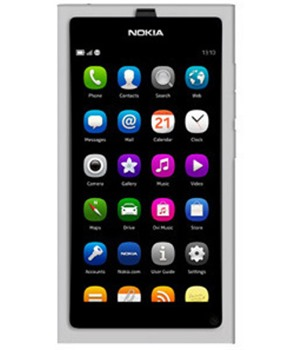 Nokia N9 64GB White