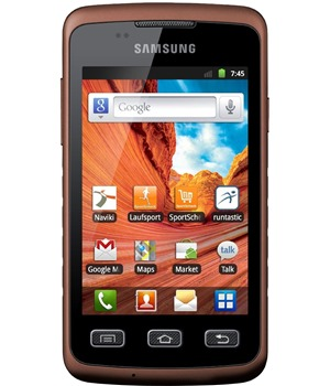 Samsung S5690 Galaxy Xcover Black Orange