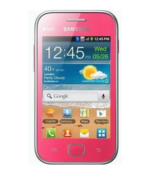 Samsung S6802 Galaxy Ace Duos Pink (GT-S6802ZIATEL)