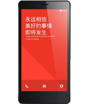 Xiaomi Redmi Note 4G Blue