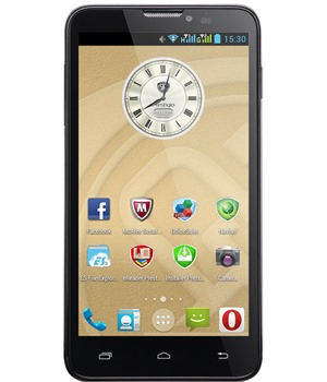 PRESTIGIO MultiPhone PSP5307DUO Black