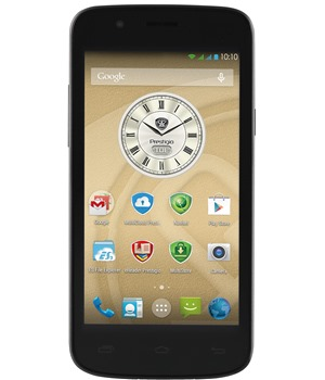 PRESTIGIO MultiPhone PSP5504DUO Black