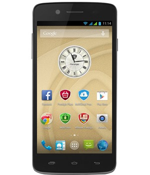 PRESTIGIO MultiPhone PSP5507DUO Black ZDARMA nab�je�ka do vozu