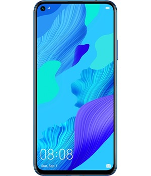Huawei Nova 5T 6GB/128GB Dual-SIM Crush Blue