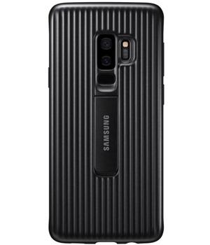 Samsung EF-RG965CBE Protective Standing kryt pro G965 Galaxy S9 Plus černý  možnost přikoupení držák 6591b83ea35