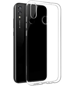 CellFish zadní TPU kryt pro Huawei P Smart 2019 čirý možnost přikoupení  ochranného skla se slevou 7c81ade201a