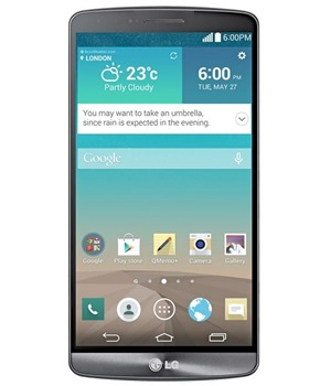 LG D855 G3 32GB Metallic Black ROZBALENO