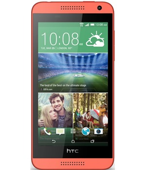 HTC Desire 610 Orange ZDARMA nab�je�ka do vozu